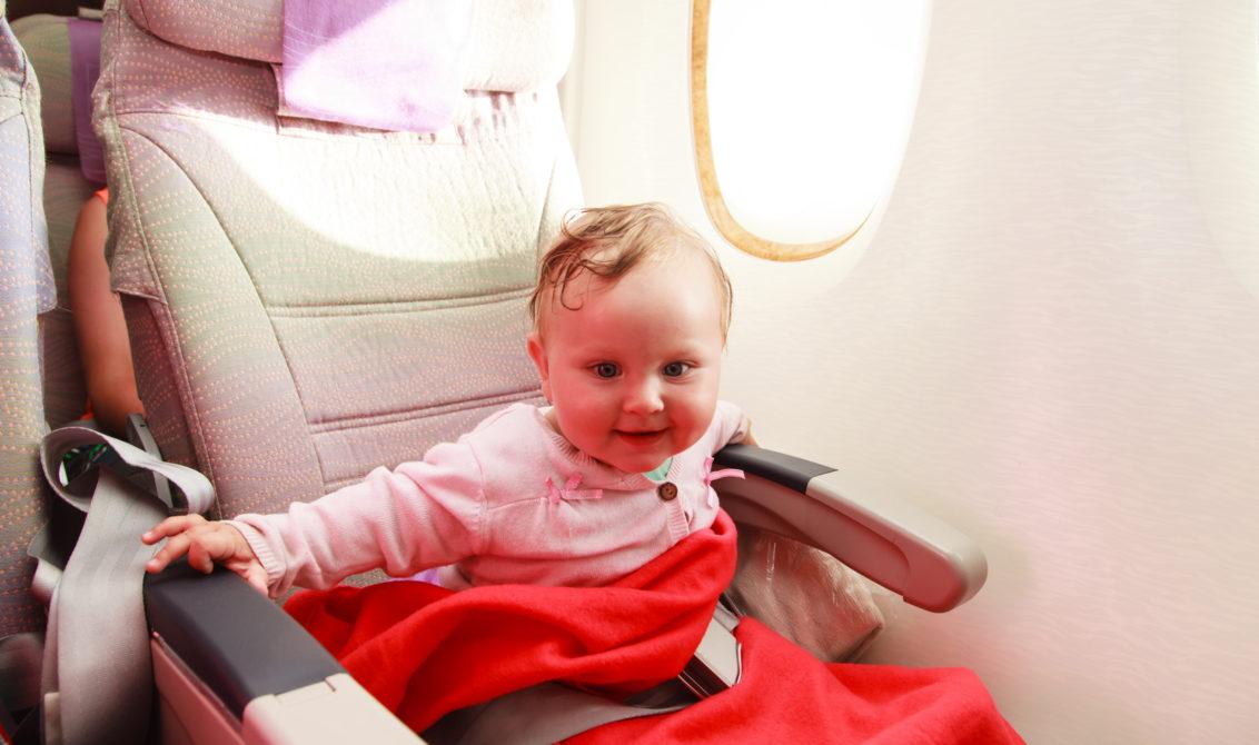 voyager avec nouveau né